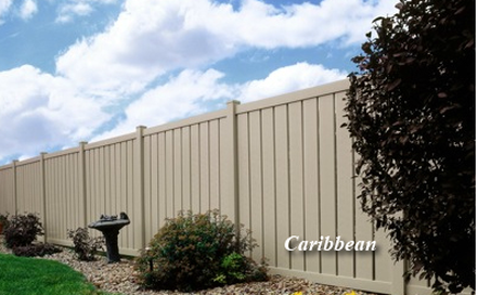 vinyl fence privacy fence